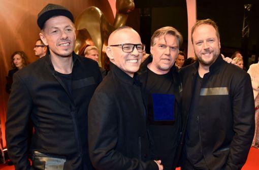 Die Fantastischen Vier erhalten Jacob-Grimm-Preis