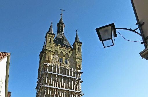 Bad Wimpfen lässt sich den Blauen Turm etwas kosten