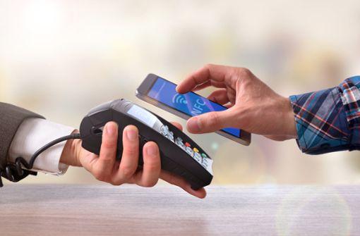 Mobiles Bezahlen im Kommen