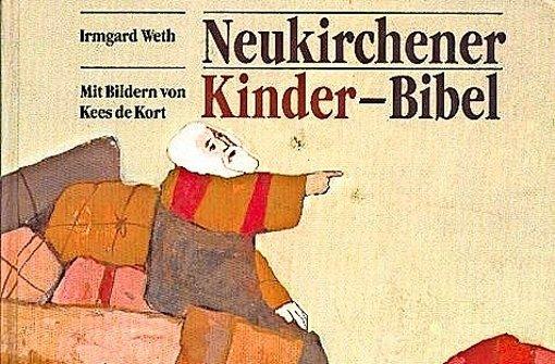 Standardwerk: die Neukirchener Kinderbibel Foto: Neukirchener Verlag