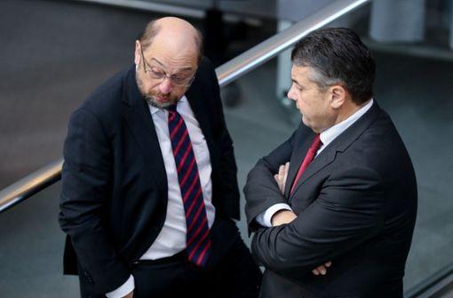 SPD rutscht bei Umfrage auf Rekordtief ab