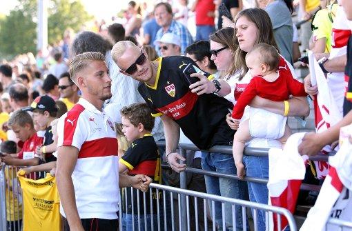 VfB Stuttgart meldet Mitglieder-Rekord