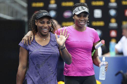 Sister Act perfekt: Serena Williams gegen Venus im Finale von Melbourne