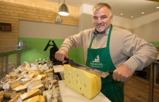 Alles Käse in Kirchheim
