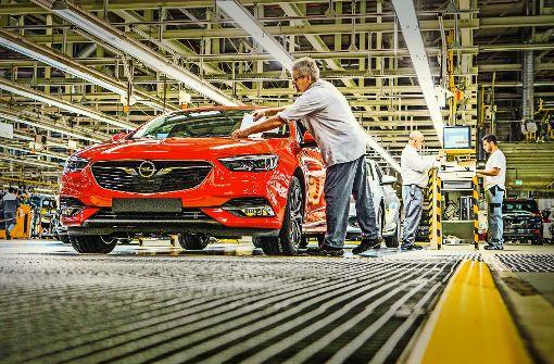 Opel wird sich gesund schrumpfen