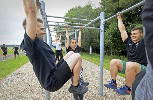 Fitness der Polizeischüler wird angezweifelt