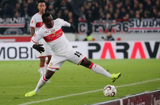 Chadrac Akolo sagt Nationalmannschaft ab