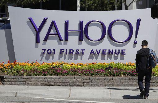 Yahoo sichert Kundendaten nicht richtig