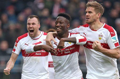 Mané schießt Stuttgart zum Sieg