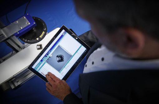 Innovationspreis für industrielle Bildverarbeitung