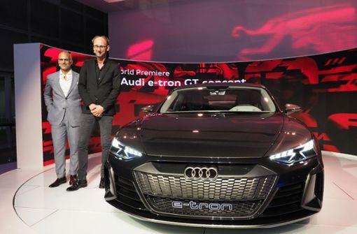 Los Angeles wird zur Bühne für Autopremieren