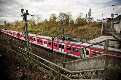 Umstritten ist vor allem die Nutzung der S-Bahn-Gleise. Foto: Leif Piechowski