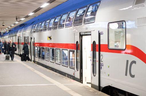 600 Fahrgäste müssen Zug verlassen