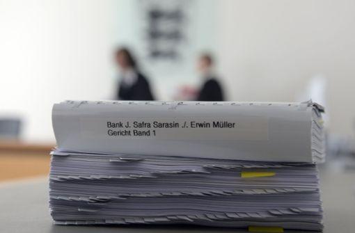 Urteil im Millionenstreit zwischen Müller und Sarasin-Bank gefallen