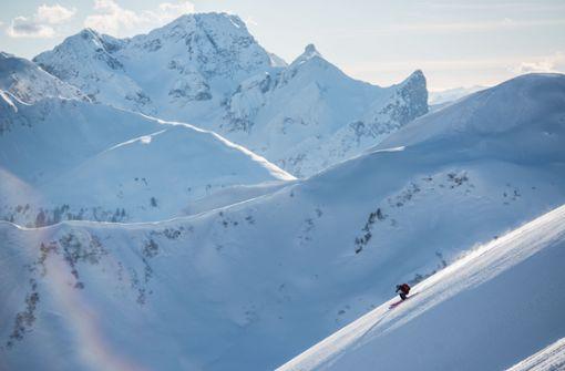 Vermisster Skifahrer taucht 4000 Kilometer entfernt auf
