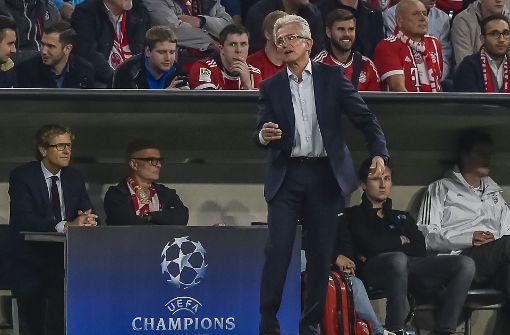 Die Bayern zurück in der Spur