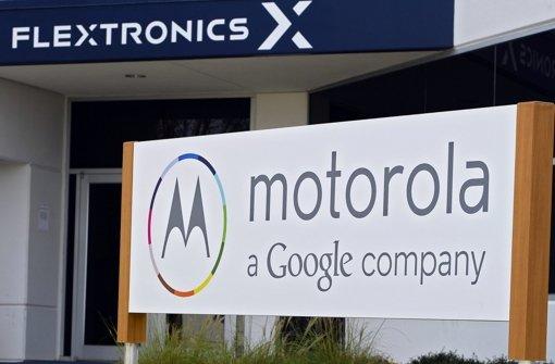Google verkauft Motorola an Lenovo
