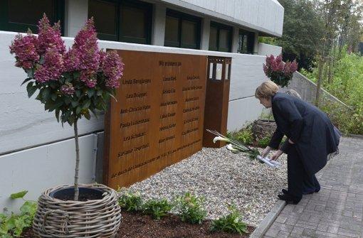 Merkel zu Besuch in Haltern