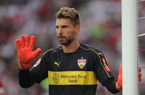 Hofft auf das erste Pflichtspiel der Saison ohne Gegentor: VfB-Keeper Ron-Robert Zieler Foto: Getty