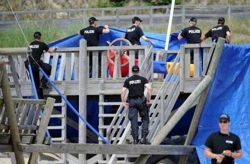 Klettergerüst Reim : Amrum: zehnjähriger erstickte wohl beim spielen im sand panorama
