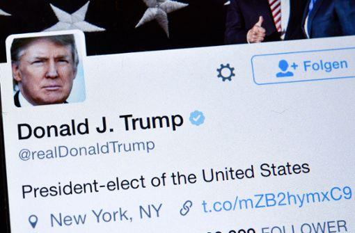 Gericht verbietet US-Präsident, Twitternutzer zu blockieren