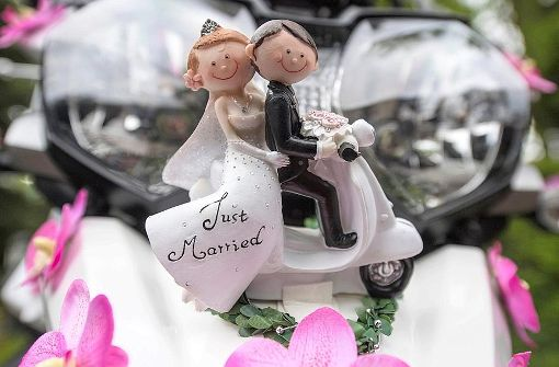 Alles andere als eine 08/15 Hochzeit!