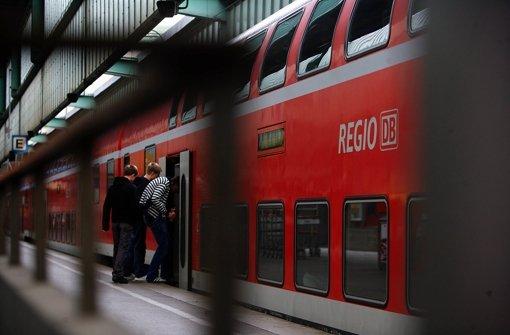 Die Regionalzüge in der Region rollen wieder. Foto: Zweygarth