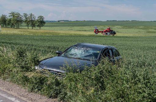 Radfahrerin wird von Auto erfasst und stirbt