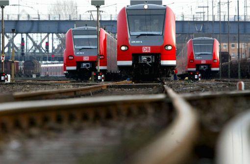 Frauenstiefel-Fetischist in der S-Bahn