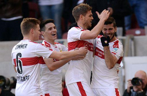 VfB setzt Siegesserie fort