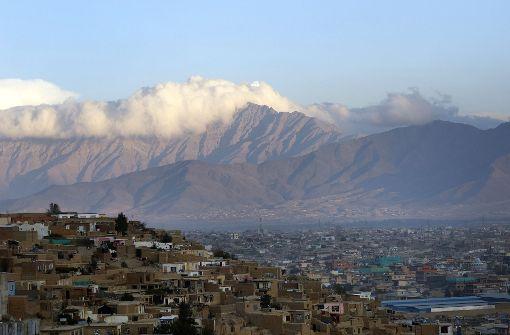 Fast 60 Tote bei Anschlägen auf Moscheen in Afghanistan