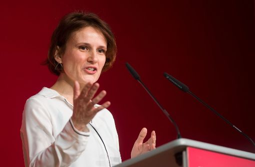 """Linken-Chefin wirft CSU-Politiker """"rassistischen Ausfall"""" vor"""