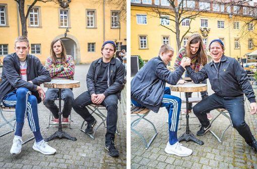 Die Rückkehr der Noiserock-Supergroup: Tanz den Adorno!