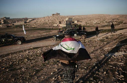 Terrormiliz IS aus dem Irak vertrieben