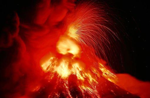 Ein Vulkan führte zur Unigründung