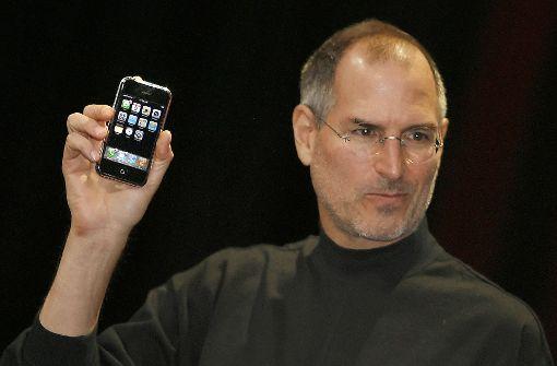 Als Apple das Handy revolutionierte