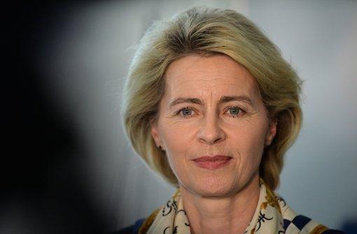 Ursula von der Leyen darf ihren Doktortitel behalten. Foto: dpa
