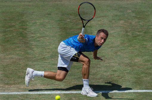 Zverev und Kohlschreiber im Tennis-Viertelfinale