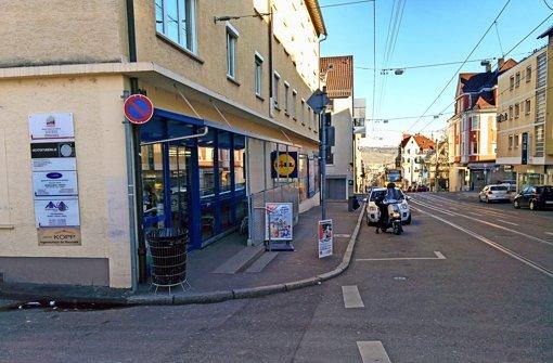 Auto Kühlschrank Lidl : Nahversorgung in gaisburg: auf lidl folgt ein cap markt u2013 in zwei