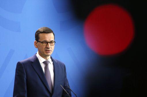 Israel verurteilt polnische Äußerung zu Holocaust