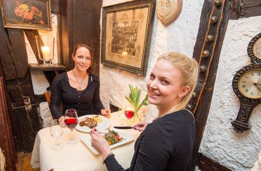 Schwäbisch essen in Stuttgart