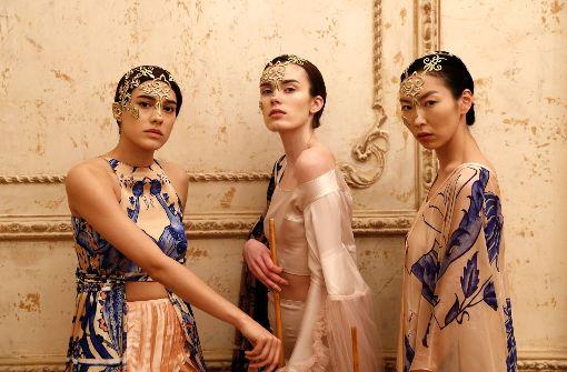Designerin Başak Cankeş lässt Models tanzen