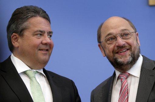 Gabriel oder Schulz: Wer die besseren Chancen hat