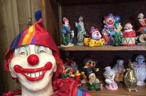 Willkommen im Clown-Motel