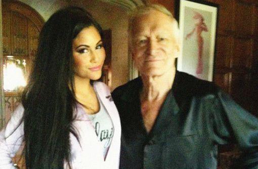 Wie Mia Grauke den Playboy-Gründer Hugh Hefner erlebte