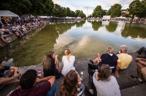 CDU schlägt Illumination für Eckensee vor