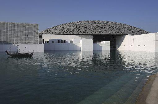Louvre 2.0 eröffnet im Arabischen Emirat