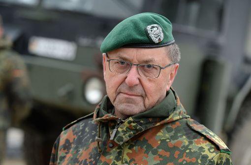 General: Wir sind kein Hort von Rechtsextremen