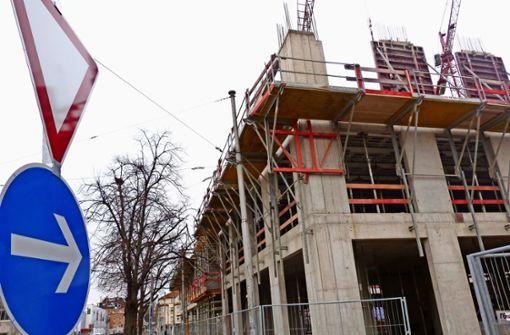 Baubeginn für weitere Quartiere auf dem Güterbahnhofs-Areal
