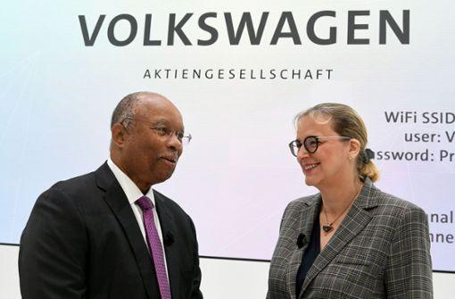 US-Aufseher bei Volkswagen liefert Zwischenbericht